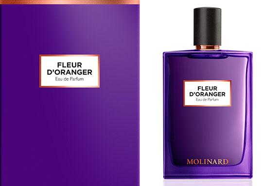 Fleur d'Oranger. L'incanto del Mediterraneo ispira Molinard