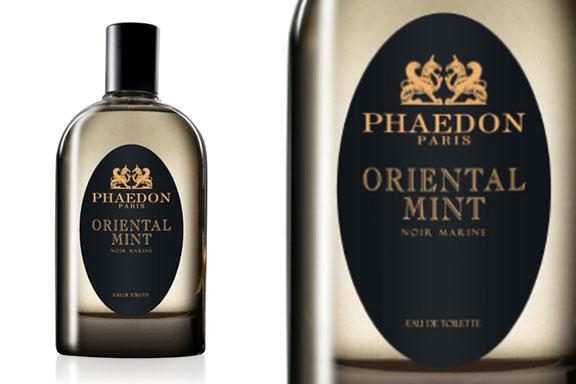 Oriental Mint (aka Noir Marine) ~ Phaedon