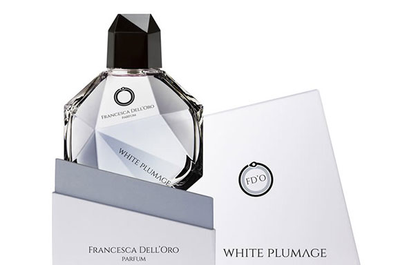 White Plumage ~ Francesca Dell'Oro