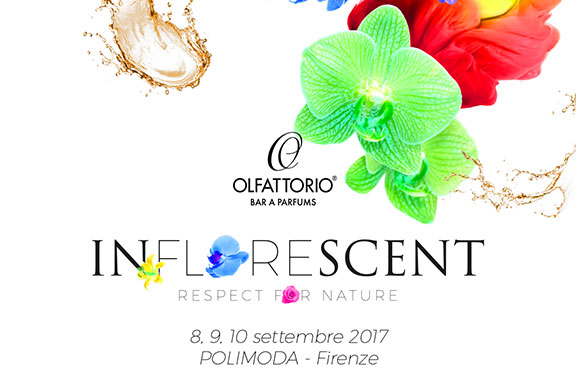 Olfattorio torna a Firenze con INFLORESCENT – Respect for Nature