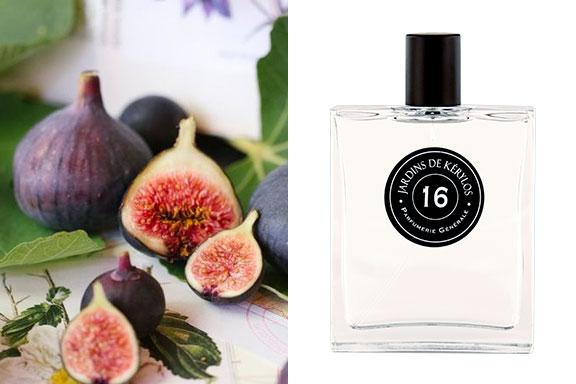 Jardins de Kérylos 16 ~Parfumerie Generale