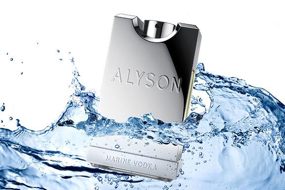 Marine Vodka ~ ALYSONOLDOINI