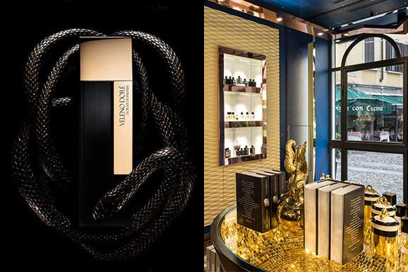 Laurent Mazzone e Zhor Parfums presentano un sortilegio chiamato profumo