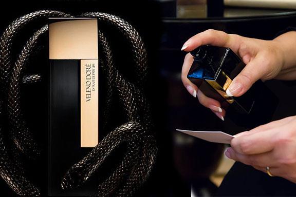 Veleno Doré di Laurent Mazzone Parfums: la magnifica ossessione