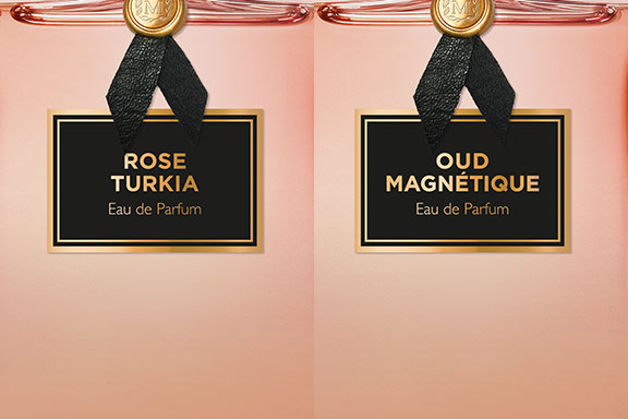 Rose Turkia e Oud Magnetique
