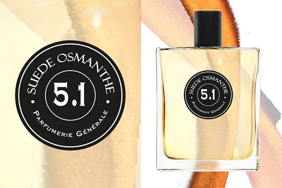 Suede Osmanthe5.1. Un'illusione olfattiva firmata Parfumerie Generale
