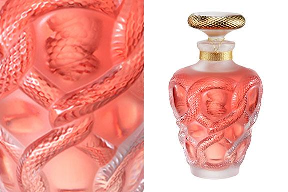 Séduction 2018. La nuova meraviglia di Lalique arriva dal giardino dell'Eden