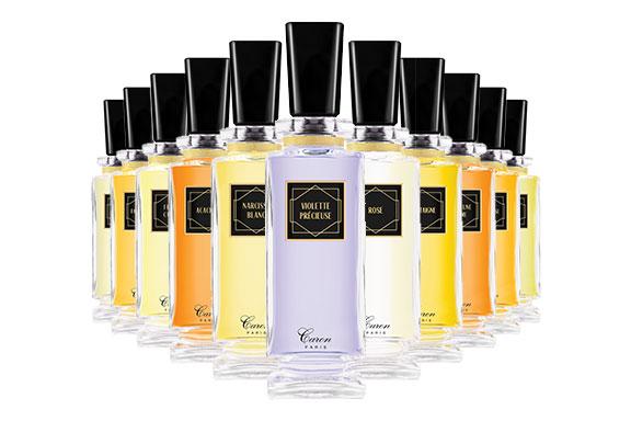 Collection Privée. La storia di Caron in undici fragranze senza tempo