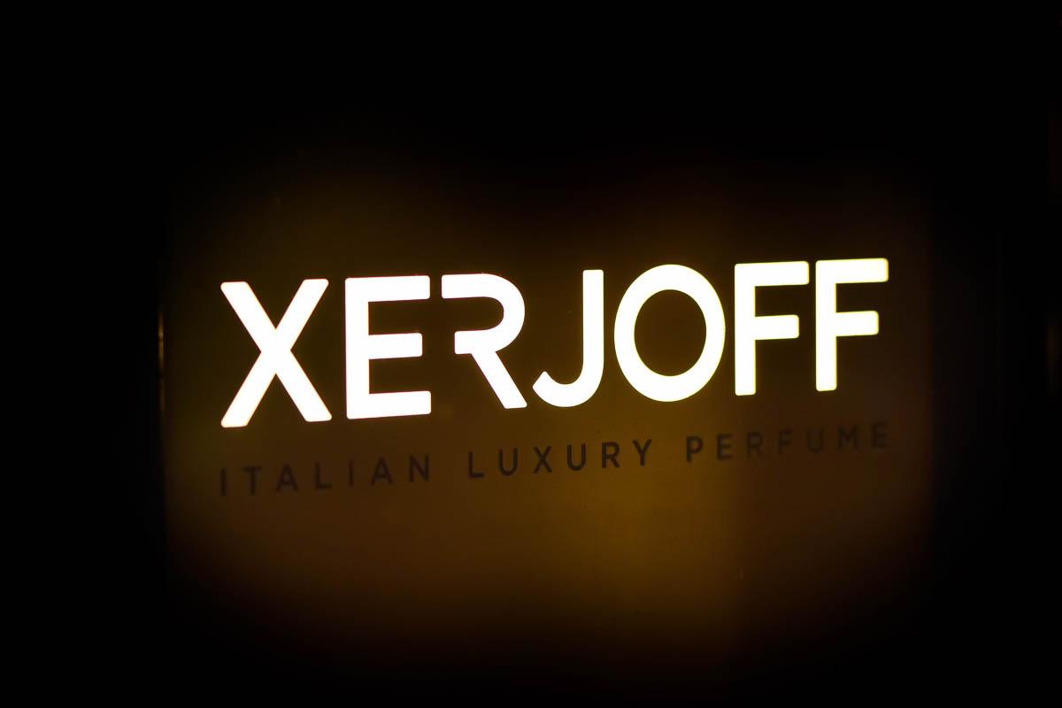 Inaugurazione flagship store XERJOFF