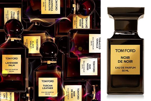 Noir de Noir ~ Tom Ford. Dal 2007 il peccato è il segreto del suo successo