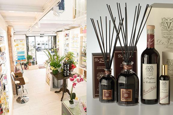 Il Natale di Ruberto 32 emoziona il cuore con le fragranze ambiente Dr. Vranjes