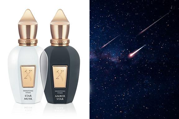 Star Musk e Amber Star ~ Xerjoff