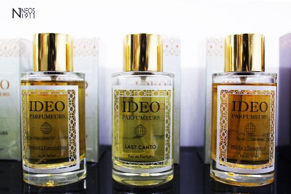Ideo Parfumeurs è il nuovo marchio di nicchia di Neos 1911