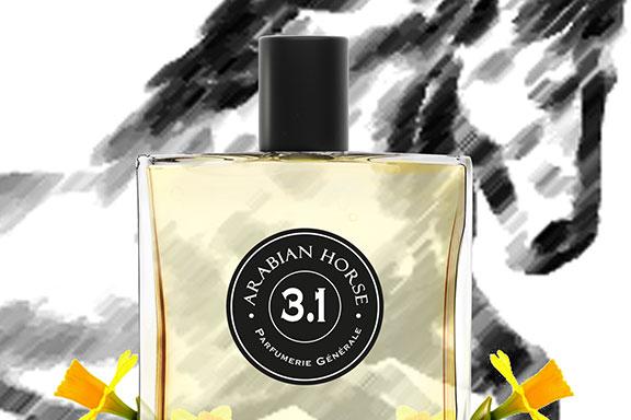 Arabian Horse 3.1. Parfumerie Generale firma un chypre che galoppa verso il successo