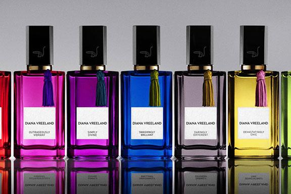 Grela Parfum sceglie l'audacia di Diana Vreeland