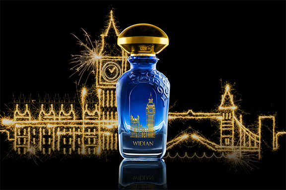 London. WIDIAN by AJ ARABIA inaugura la Sapphire Collection