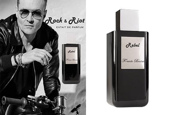 Rebel. La rosa con le borchie e senza corona di Franck Boclet