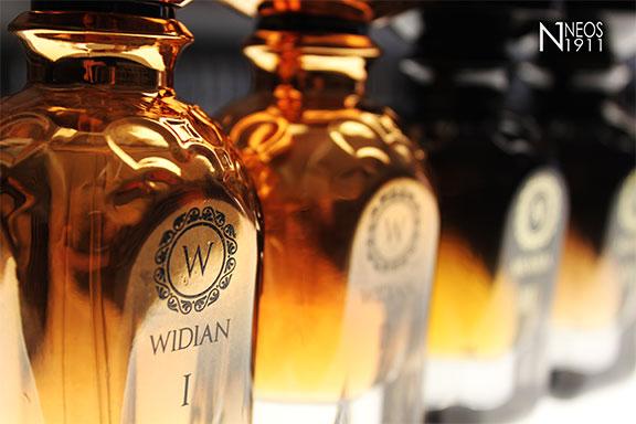 Widian by AJ Arabia entra a far parte delle meraviglie olfattive di Neos 1911