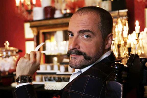 Antonio Alessandria. Un parfumeur à la recherche dell'essenza perduta della Sicilia