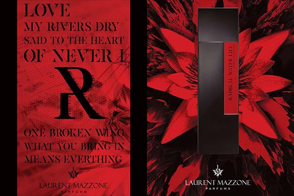 Un turbamento di petali inaugura la Radikal Collection di Laurent Mazzone #4