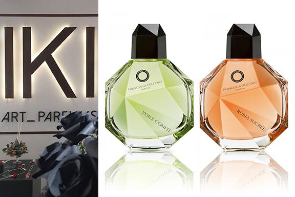 Sole, mare, gioia e serenità: le scelte Made in Italy di Iki Art Parfums
