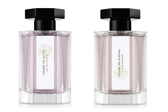 L'estate di 50 ml è cristallina e luminosa… come le nuove fragranze firmate L'Artisan Parfumeur