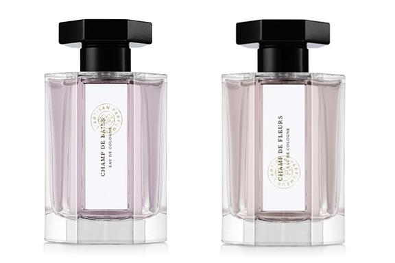 L'estate di 50 ml è cristallina e luminosa… come le nuove fragranze firmate L'Artisan Parfumeur