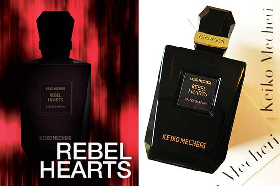 Rebel Hearts. Rosa turca e amaretto nel cuore appassionato e ribelle di Keiko Mecheri