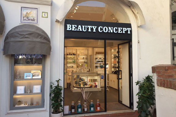 Beauty Concept – Capri