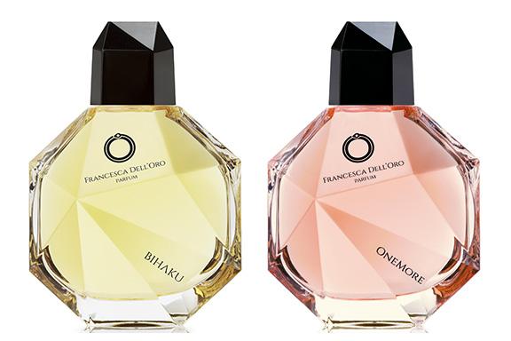 OneMore e Bihaku. Il vizio di Francesca Dell'Oro di creare belle fragranze