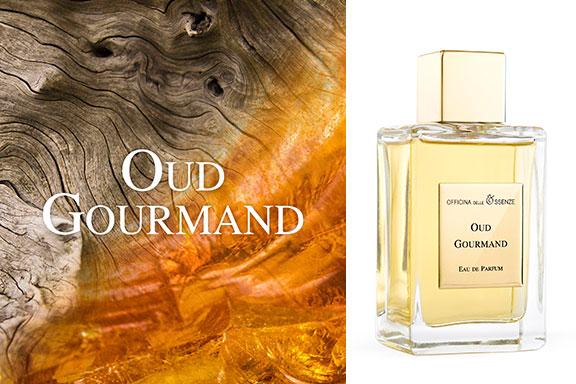 """Il sublime abbraccio di Oud Gourmand nel nome del """"Bello"""". Officina delle Essenze leader dell'etica olfattiva"""