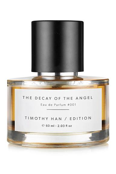 The decay of the angel. Il profumo da sfogliare di Timothy Han