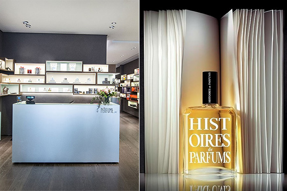 Pérfume by Calé punta i riflettori sui racconti olfattivi di Histoires de Parfums