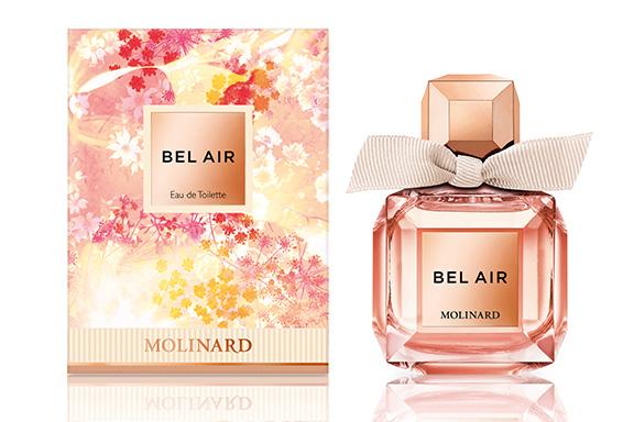 Bel Air. Molinard celebra i suoi 170 anni di storia con i fiori di Grasse