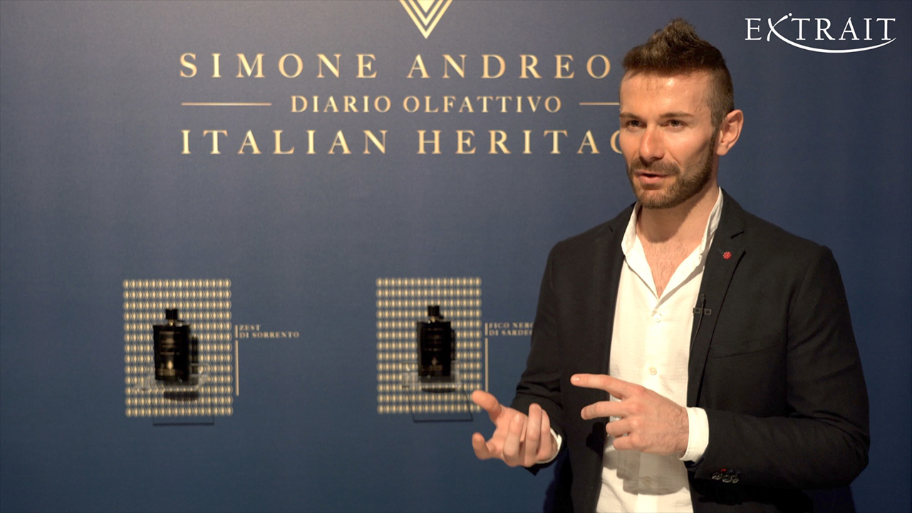 Simone Andreoli presenta ITALIAN HERITAGE