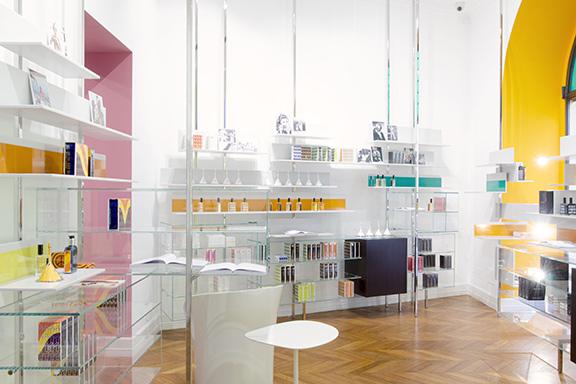 Brera diventa l'indirizzo esclusivo di Histoires de Parfums