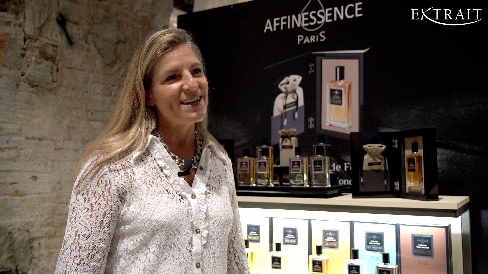 Sophie Bruneau presenta AFFINESSENCE