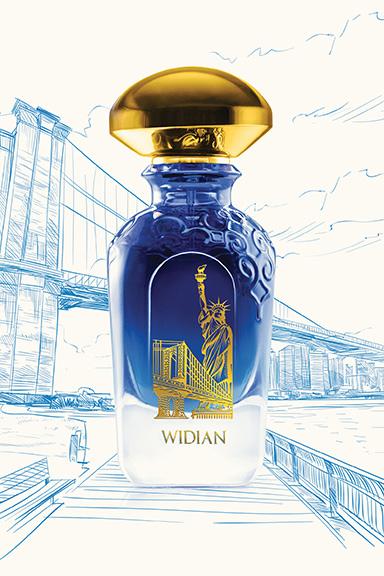 New York. La Sapphire Collection di WIDIAN omaggia la Grande Mela