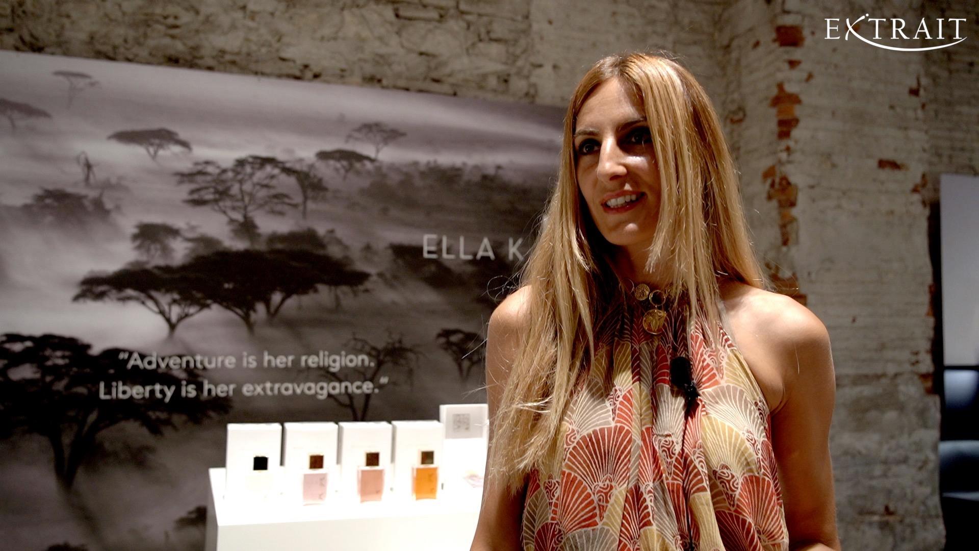 Sonia Constant presenta ELLA K