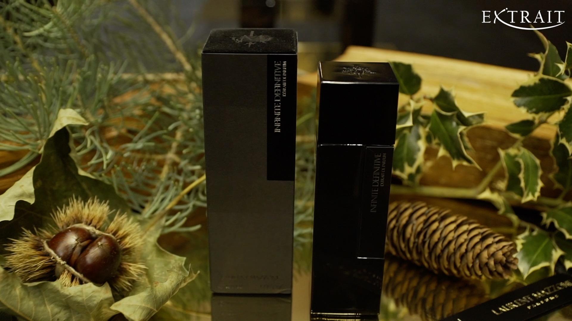 LM Parfums e Aquacosmetics presentano INFINITE DEFINITIVE