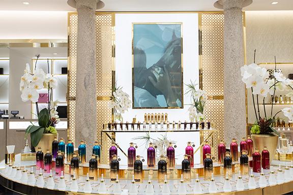 Montale Paris apre il primo flagship store europeo in Brera