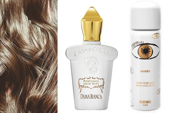 Profumo per i capelli: i migliori hair mist per chiome profumate