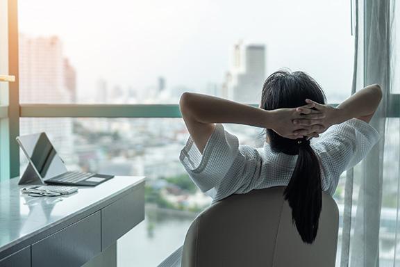 Profumo di relax. Le note antistress per chi vive in città