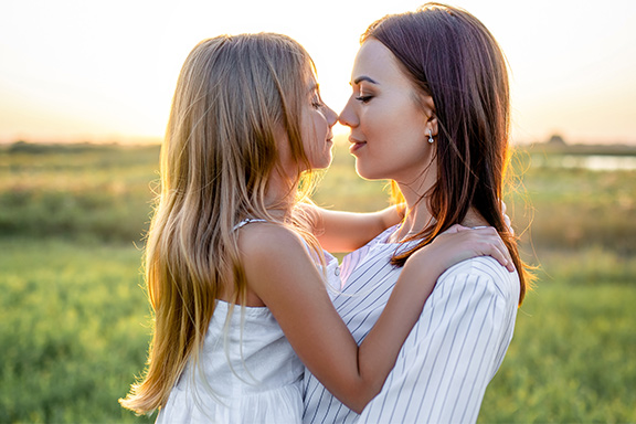 Di madre in figlia: quando il fil rouge è un profumo