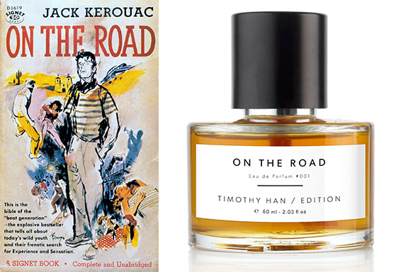 "On the road. Jack Kerouac e la Beat Generation ""narrati"" dal naso di Timothy Han"
