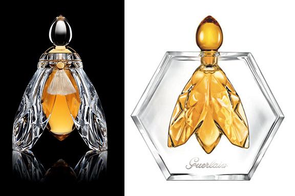 Guerlain e la Regina Mellifera. Una lunga storia d'amore di profumo e cristallo