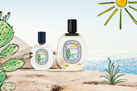 Summer Essentials. Diptyque celebra il patrimonio aromatico del Mediterraneo